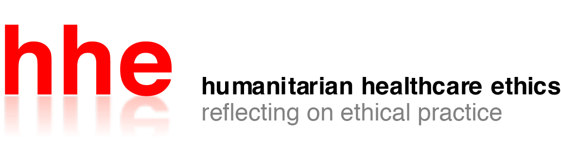 Humantarian Healthcare Ethics logo