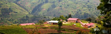 Health centre in Rwanda