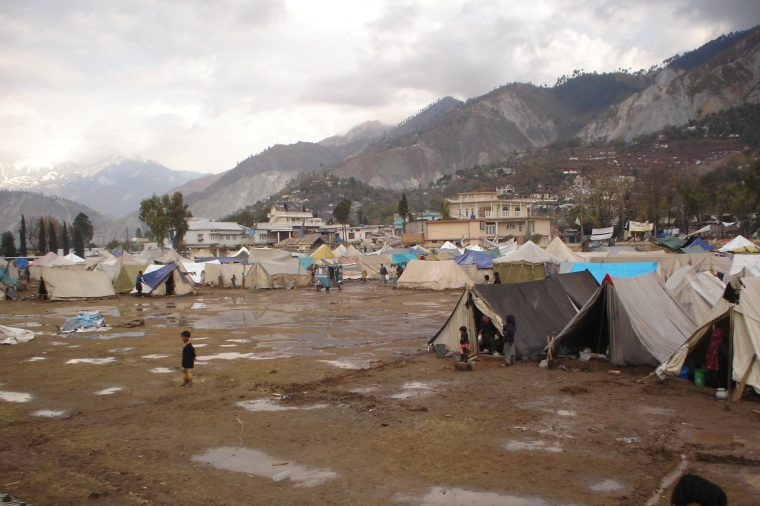 Tents, Pakistan