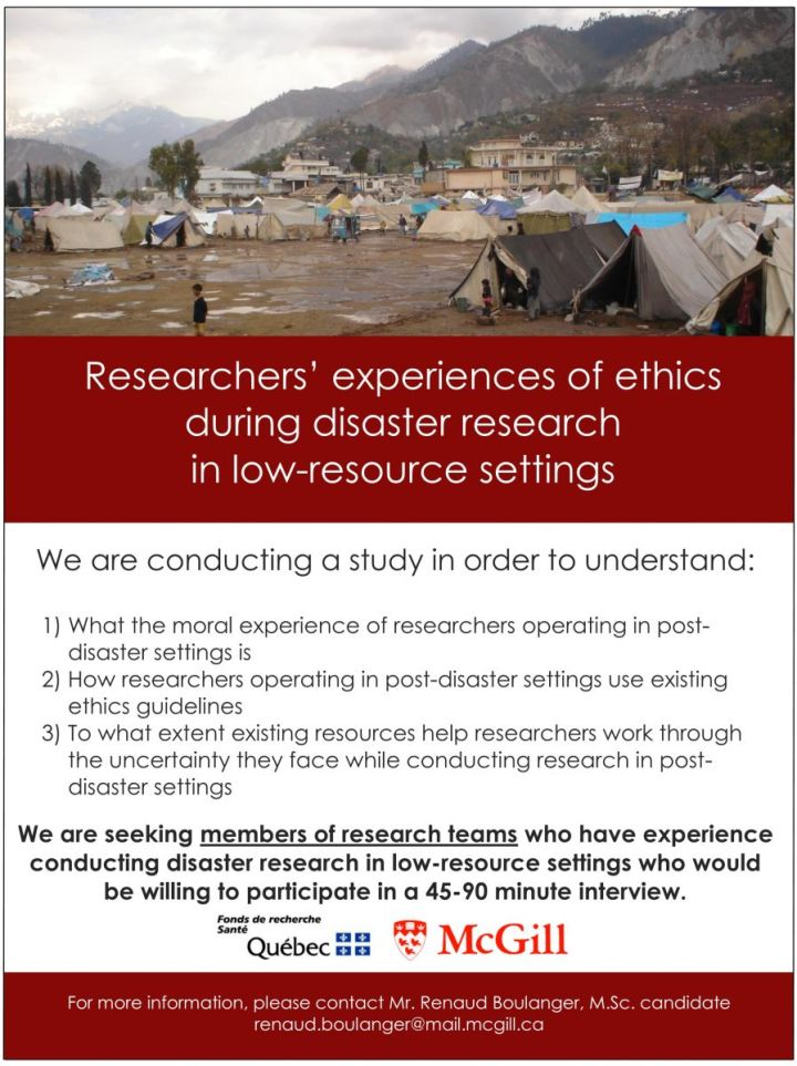 ResearchersExperience_RecruitmentPoster